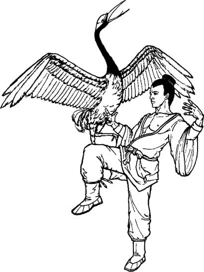 Гимнастика школы Цай