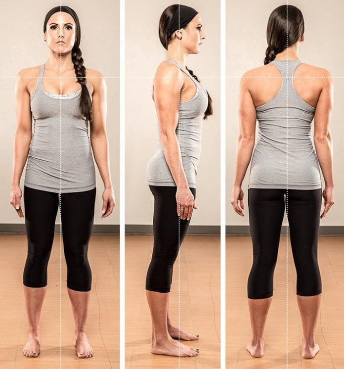 Упражнении для укрепление осанки